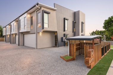Redcliffe Townhouses 2015